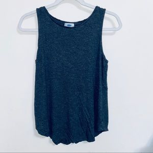 Grey and Silver Tank